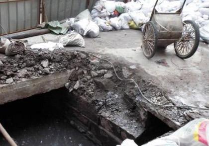 涵洞清淤 南京
