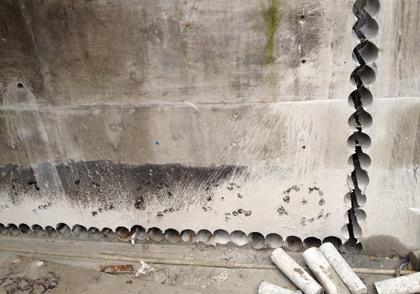 混凝土打孔
