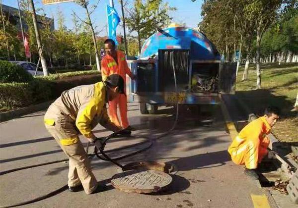 南京高压清洗管道 南京清洗下水道 南京洗管道