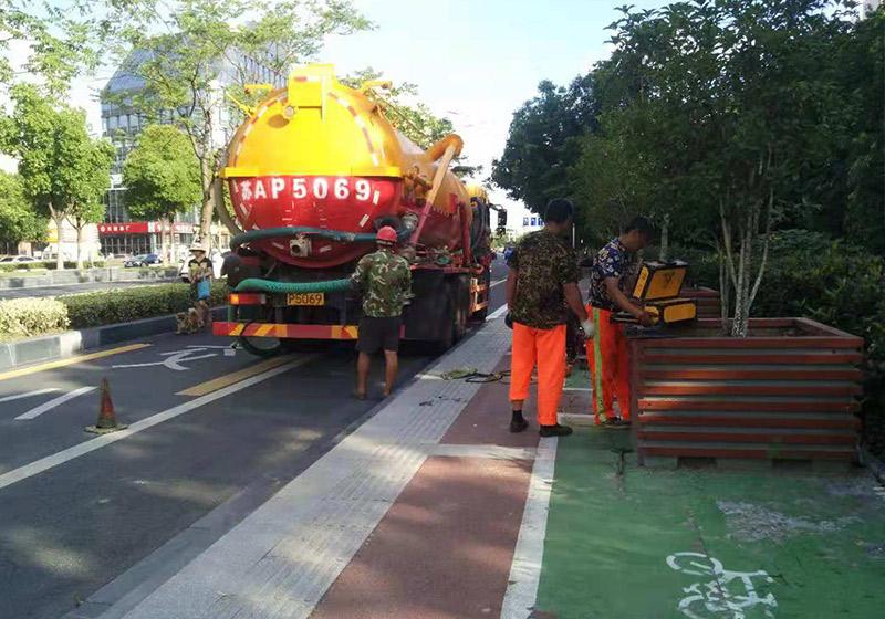南京下水道疏通价格  南京通下水道价格  建宁路疏通下水道